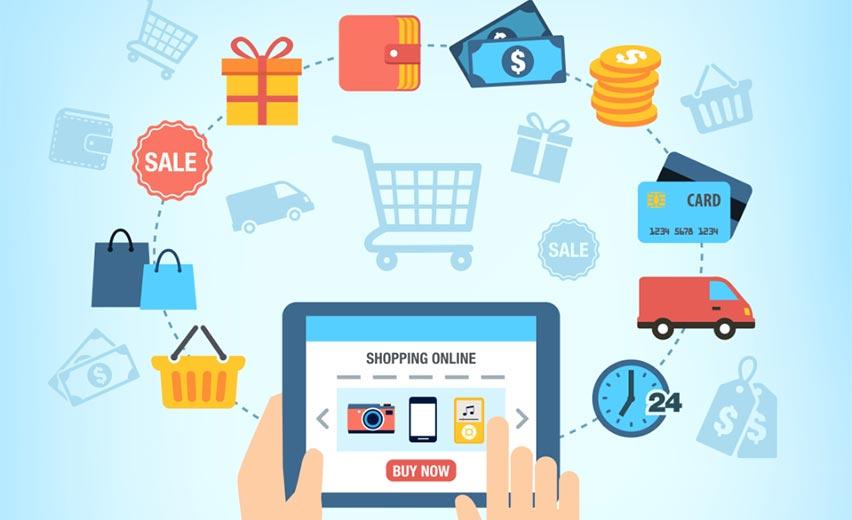 Internet trgovina - Web shop