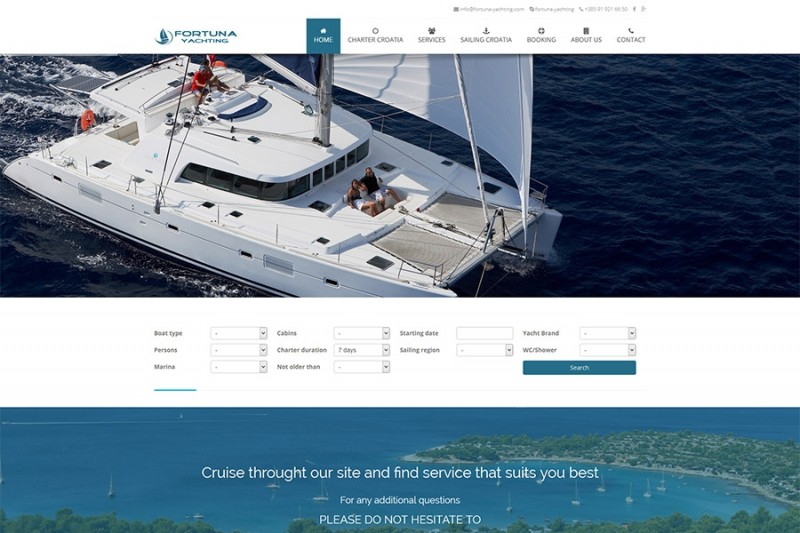 Fortuna Yachting