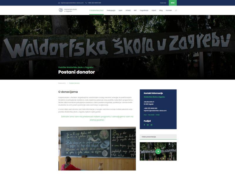 Waldorfska škola u Zagrebu