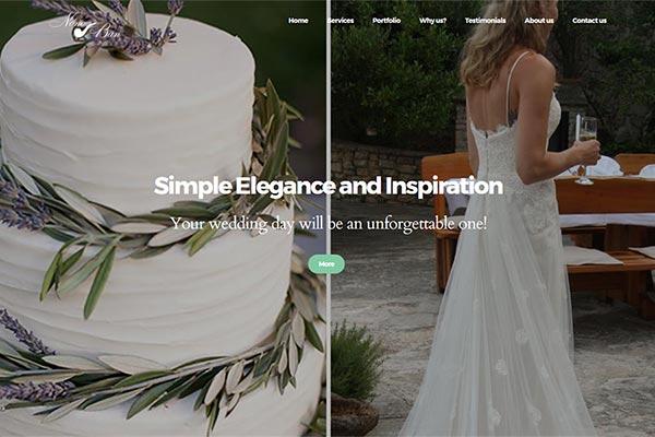 Wedding Croatia | Razvoj web aplikacija