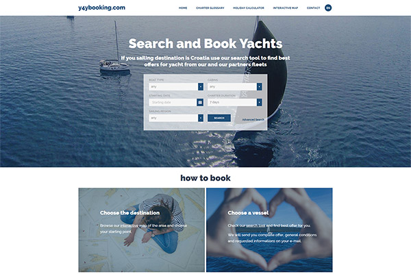 Yacht4You Booking