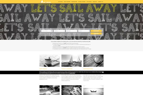 Scan2Sail
